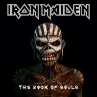 【CD国内】 IRON MAIDEN アイアンメイデン / Book Of Souls:  魂の書 送料無料