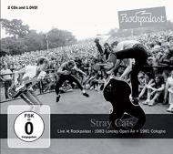 【DVD】 Stray Cats ストレイキャッツ / Live At Rockpalast