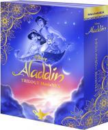 【Blu-ray】 アラジン トリロジー MovieNEX[ブルーレイ+DVD] 送料無料