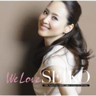 【CD】初回限定盤 松田聖子 マツダセイコ / 「We Love SEIKO」-35th Anniversary 松田聖子究極オールタイムベスト 50 Songs-