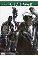 【コミック】 アレックス・マリーヴ / ロード・トゥ・シビル・ウォー シビル・ウォー・クロスオーバーシリーズ 1 送料無料