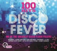 【CD輸入】 オムニバス(コンピレーション) / 100 Hits - Disco Fever:  New Digipack Edition 送料無料