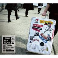 "【CD】初回限定盤 lego big morl レゴビッグモール / LEGO BIG MORL BEST ALBUM ""Lovers,  Birthday,  Music"" (CD+DVD+Photo"