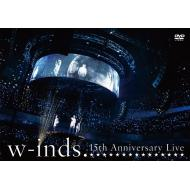 【DVD】 w-inds. (winds.) ウィンズ / w-inds. 15th Anniversary Live (DVD) 送料無料