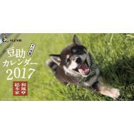【Goods】 和風総本家豆助  /  2017年卓上カレンダー