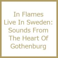 【Blu-ray】 In Flames インフレイムス / In Flames Live In Sweden:  Sounds From The Heart Of Gothenburg 送料無料
