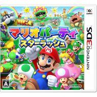 【GAME】 ニンテンドー3DSソフト / マリオパーティ スターラッシュ 送料無料