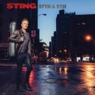【SHM-CD国内】 Sting スティング / 57th  &  9th:  ニューヨーク9番街57丁目 (+DVD)(デラックスエディション) 送料無料