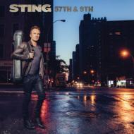 【SHM-CD国内】 Sting スティング / 57th  &  9th:  ニューヨーク9番街57丁目 送料無料