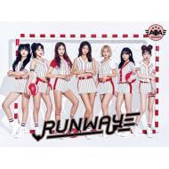 【CD】初回限定盤 AOA (Korea) / RUNWAY 【初回限定盤A】 (CD+Blu-ray+ランダムフォトカード) 送料無料