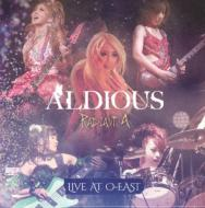 【DVD】 Aldious アルディアス / Radiant A Live in TSUTAYA O-EAST (DVD+CD) 送料無料