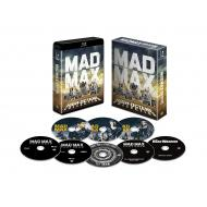 【Blu-ray】 【初回限定生産】マッドマックス <ハイオク>コレクション(8枚組) 送料無料