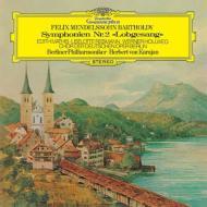 【Hi Quality CD】 Mendelssohn メンデルスゾーン / 交響曲第2番『讃歌』 ヘルベルト・フォン・カラヤン & ベルリン・フィル