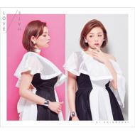 【CD Maxi】初回限定盤 篠崎愛 シノザキアイ / LOVE / HATE 【初回生産限定盤】(+カバー曲集CD) 送料無料