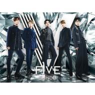 【CD】初回限定盤 SHINee シャイニー / FIVE 【初回限定盤A】 (CD+Blu-ray+フォトブックレット48P) 送料無料