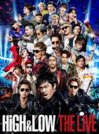 【DVD】初回限定盤 HiGH&LOW / HiGH  &  LOW THE LIVE 【豪華盤 初回生産限定】(3DVD / スマプラ対応) 送料無料