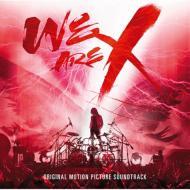 【BLU-SPEC CD 2】 X JAPAN エックスジャパン / 「WE ARE X」 オリジナル・サウンドトラック 送料無料