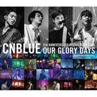 【Blu-ray】 CNBLUE シーエヌブルー / 5th ANNIVERSARY ARENA TOUR 2016 -Our Glory Days- @NIPPONGAISHI HALL (Blu-ray) 送料