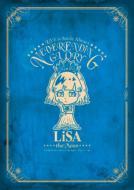【Blu-ray】 LiSA / LiVE is Smile Always -NEVER ENDiNG GLORY- at YOKOHAMA ARENA [the Moon] (Blu-ray+CD) 送料無料
