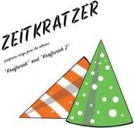 【LP】 Zeitkratzer / Zeitkratzer Performs Songs From Kraftwerk  &  Kraftwerk 2 送料無料