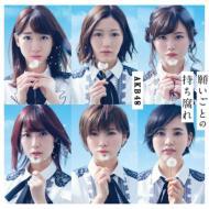 【CD Maxi】初回限定盤 AKB48 / 願いごとの持ち腐...