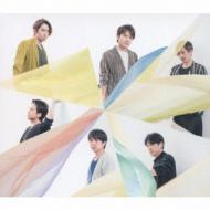 【CD Maxi】初回限定盤 V6 / COLORS  /  太陽と月のこどもたち 【初回生産限定盤B】(+DVD)