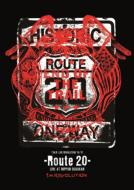 【DVD】 T.M.Revolution / T.M.R.  LIVE REVOLUTION16-17 -Route 20-  LIVE AT NIPPON BUDOKAN (2DVD) 送料無料