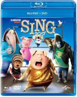 【Blu-ray】 SING / シング ブルーレイ+DVDセット...