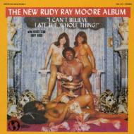 【CD輸入】 Rudy Ray Moore ルディーレイムーア / I Cant Believe I Ate The Whole Thing