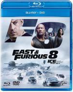 【Blu-ray】 ワイルド・スピード ICE BREAK ブルーレイ+DVDセット 送料無料