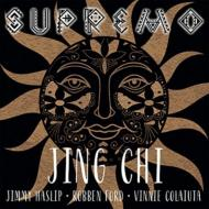 【SHM-CD国内】 Jing Chi (Vinnie Colaiuta/Robben Ford/Jimmy Haslip) ジンチ / Supremo【日本先行発売】 送料無料
