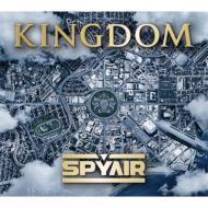 【CD】初回限定盤 SPYAIR スパイエアー / KINGDOM 【初回生産限定盤A】(+DVD) 送料無料