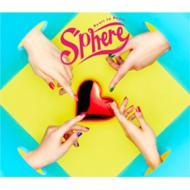 【CD Maxi】初回限定盤 Sphere スフィア / Heart to Heart 【初回生産限定盤】(+DVD)