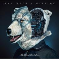 【CD Maxi】初回限定盤 MAN WITH A MISSION マンウィズアミッション / My Hero / Find You 【初回生産限定盤】 (+DVD)