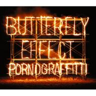 【CD】初回限定盤 Porno Graffitti ポルノグラフィティー / BUTTERFLY EFFECT 【初回生産限定盤】(2CD+DVD) 送料無料