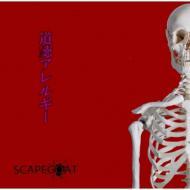【CD】 SCAPEGOAT / 道徳アレルギー (A)  送料無料