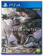 【GAME】 Game Soft (PlayStation 4) / モンスターハンター:  ワールド 通常版 ※発売日以降入荷分 送料無料