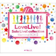 【CD国内】 μs / ラブライブ! Solo Live! collection Memorial BOX III【完全生産限定】 送料無料
