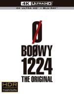 【Blu-ray】 BOΦWY (BOOWY) ボウイ / 1224 -THE ORIGINAL- 【初回限定盤】(Ultra HD Blu-ray+Blu-ray 5.1ch) 送料無料
