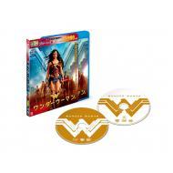【Blu-ray】 ワンダーウーマン ブルーレイ&DVDセット(2枚組) 送料無料