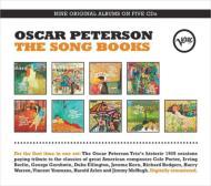 【CD輸入】 Oscar Peterson オスカーピーターソン / Oscar Peterson The Song Books (5CD) 送料無料