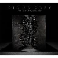 【CD】初回限定盤 Dir en grey ディルアングレイ / VESTIGE OF SCRATCHES 【初回生産限定盤】(3CD+DVD) 送料無料