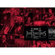 【DVD】初回限定盤 SPYAIR スパイエアー / JUST LIKE THIS 2017 【初回生産限定盤】 送料無料