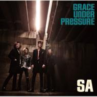 【CD】初回限定盤 SA エスエー / GRACE UNDER PRESSURE 【初回限定盤】(+DVD) 送料無料