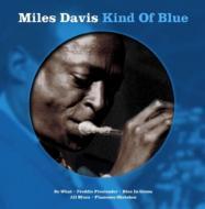 【LP】 Miles Davis マイルスデイビス / Kind Of Blue (ピクチャー仕様 / アナログレコード / Not Now Music) 送料無料