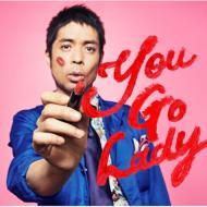 【CD Maxi】初回限定盤 久保田利伸 クボタトシノブ / You Go Lady 【初回生産限定盤】(+DVD)