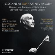 【CD輸入】  オムニバス(管弦楽) / 『アルトゥーロ・トスカニーニ生誕150周年記念アルバム』 スティーヴン・リッチマン&