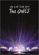 【Blu-ray】 V6 / LIVE TOUR 2017 The ONES (Blu-ray) 送料無料