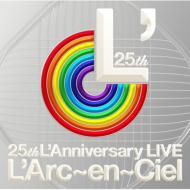 【CD】 LArc〜en〜Ciel ラルクアンシエル / 25th LAnniversary LIVE (2CD) 送料無料