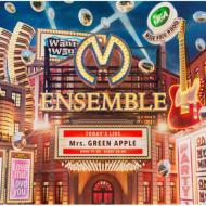 【CD】初回限定盤 Mrs. GREEN APPLE / ENSEMBLE 【初回限定盤】(+DVD) 送料無料